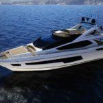 Преимущества моторных яхт