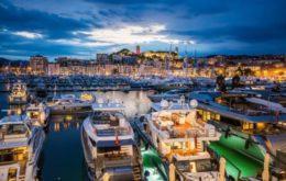 Феерическое Яхт-шоу в Монако
